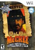 Mad Dog McCree: Gunslinger Pack (Nintendo Wii)